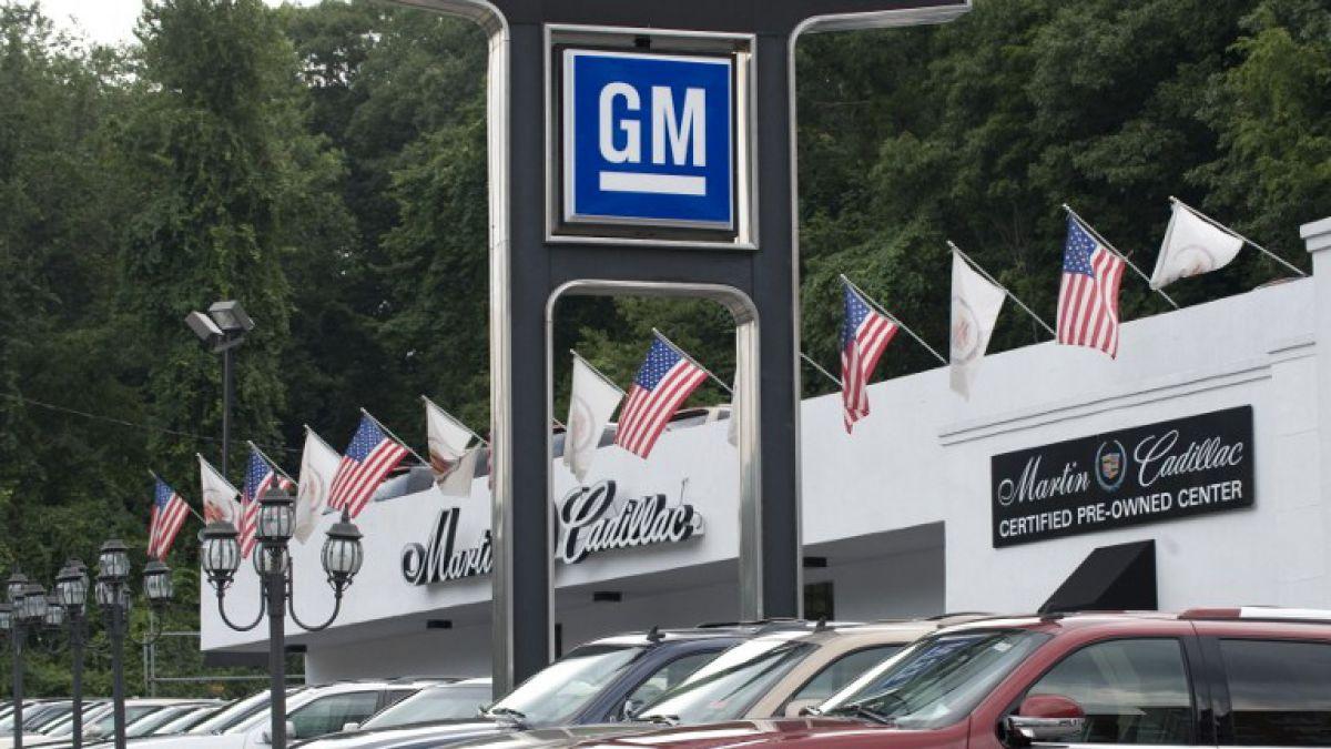 General Motors sacará del mercado más de 4 milones de autos por falla en software