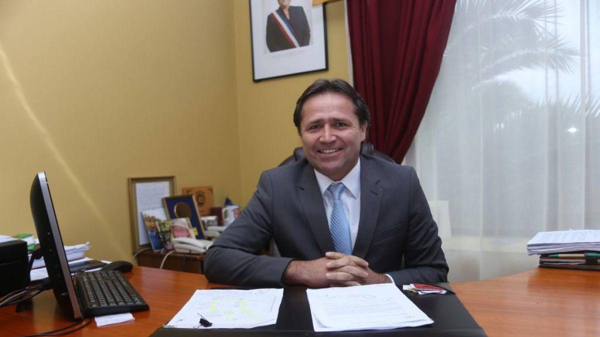 Alcalde de Río Claro fallece tras accidente automovilístico