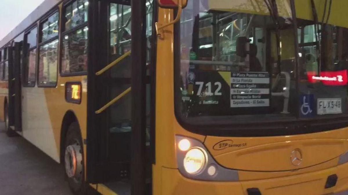 Ministerio de Transportes anuncia nueva reasignación de servicio del Transantiago