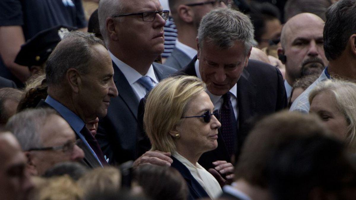 Clinton retomará su campaña electoral el jueves