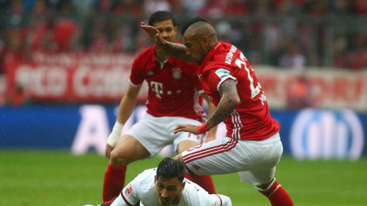 El Bayern no detiene su marcha y sigue metiendo triunfazos