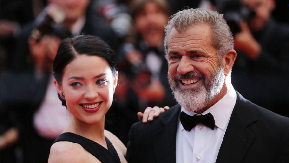 Mel Gibson y su novia Rosalind Ross serán padres