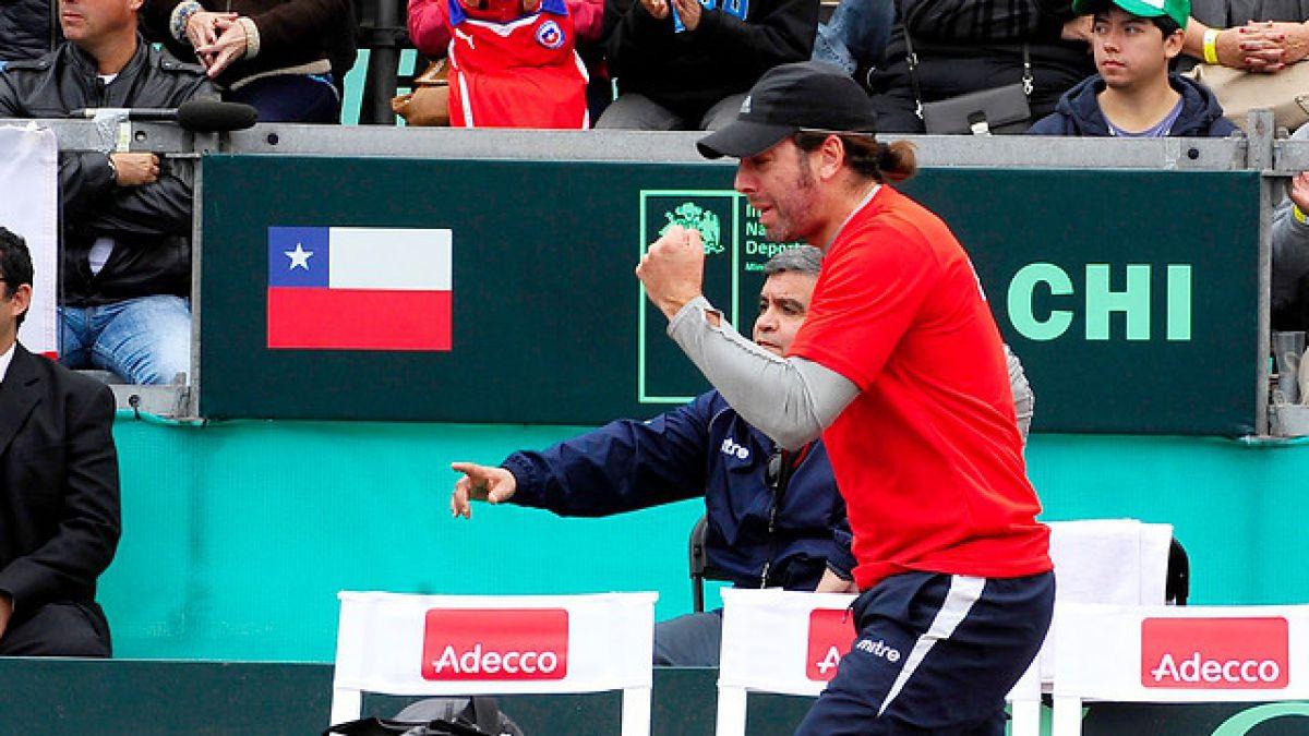 Nicolás Massú y quiebre con Federación de Tenis: No los queremos, ni los apoyaremos