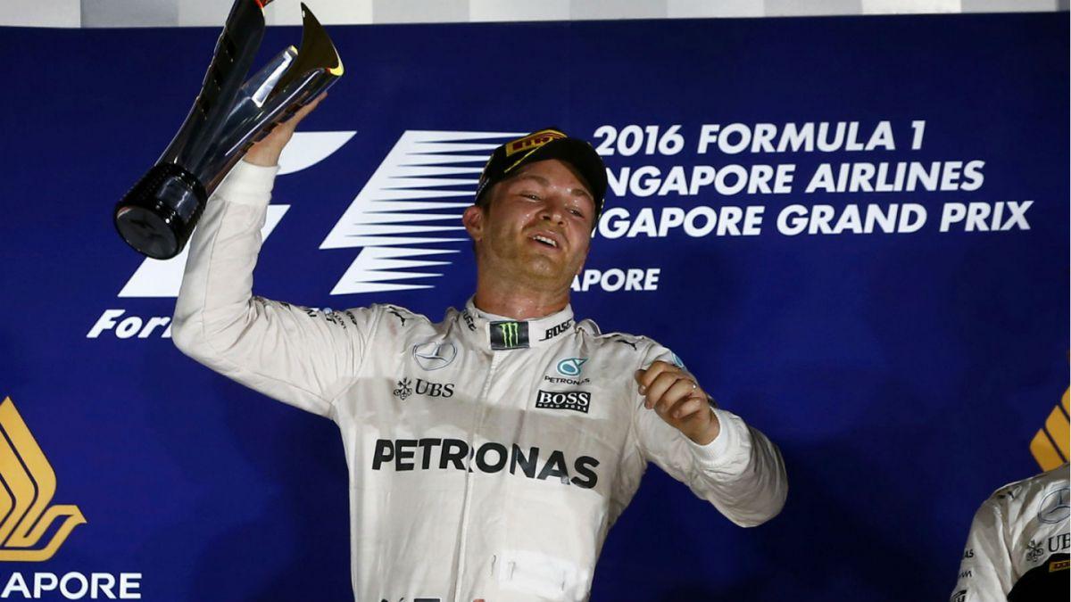 Rosberg volvió a ganar en la Fórmula 1 y es el nuevo líder del campeonato