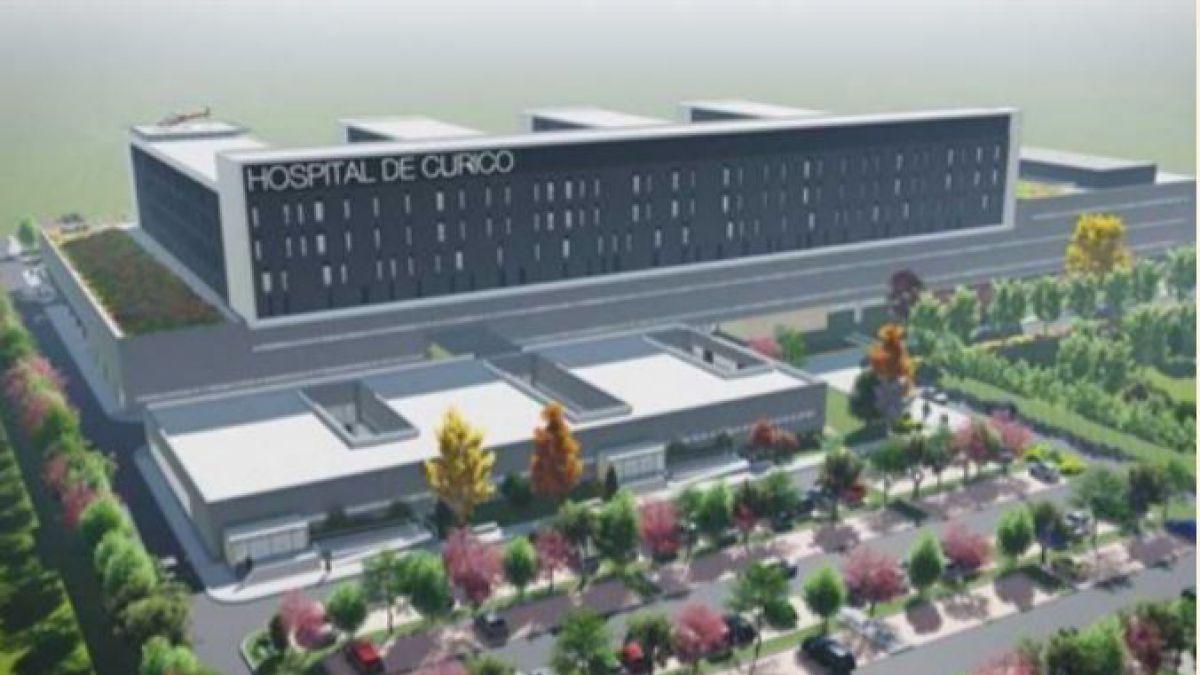 Empresa española OHL se adjudica reconstrucción de hospital de Curicó por 173 mil millones