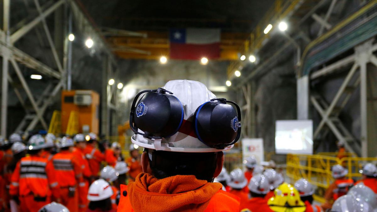 El complejo 2017 para las mineras: Escondida, Chuquicamata y Collahuasi enfrentarán a sus sindicatos