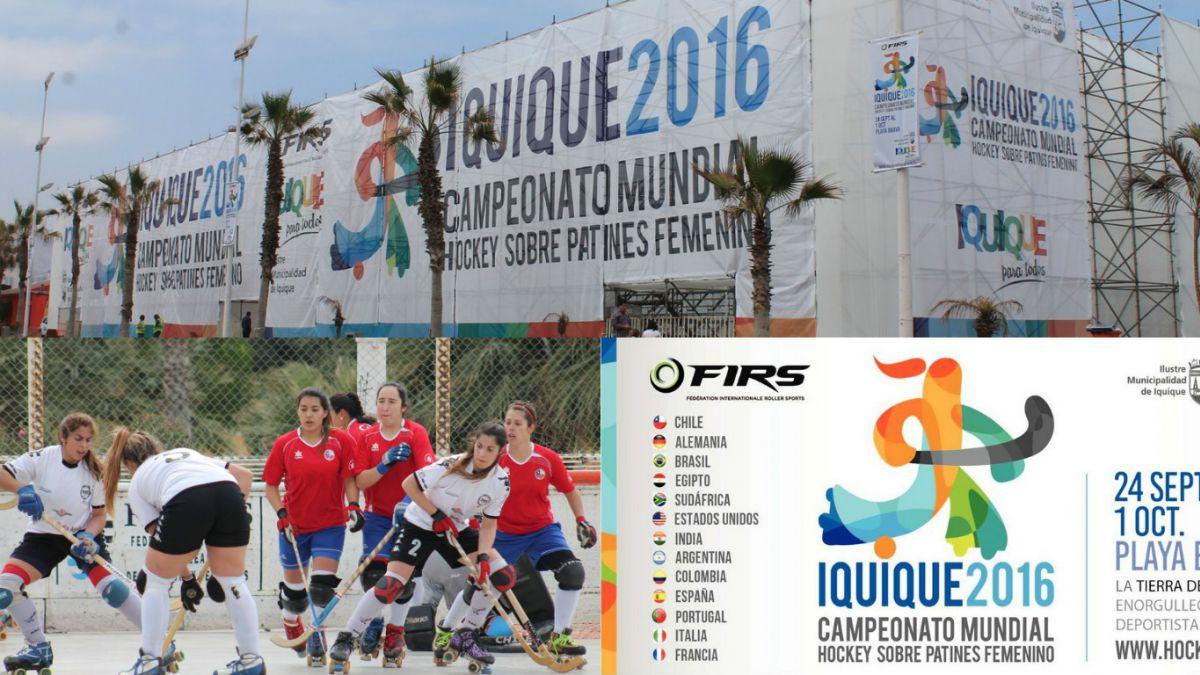 Los datos que debes saber del Mundial del Hockey Patín femenino que se vive en Chile