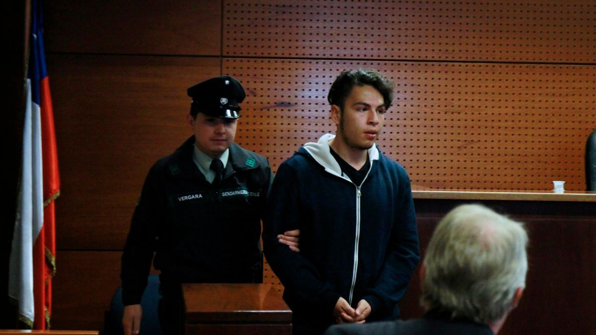 Hijo del director de Gendarmería fue formalizado por amenazas a Carabineros | Nacional