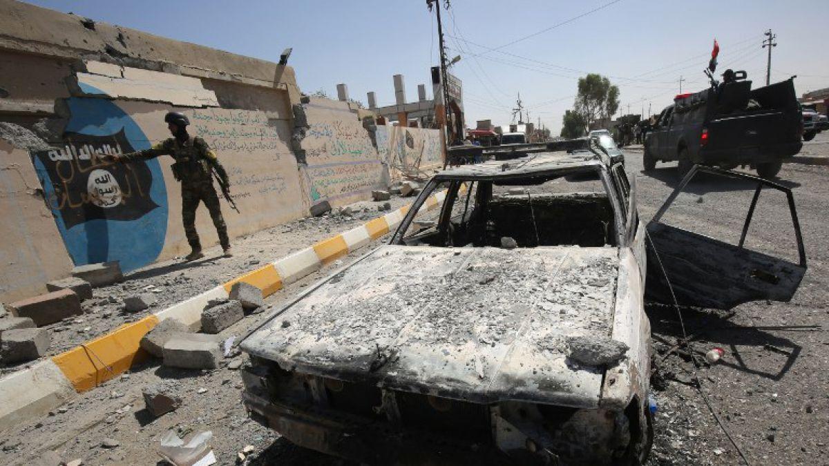 Triple ataque suicida mata 11 soldados al norte de Bagdad