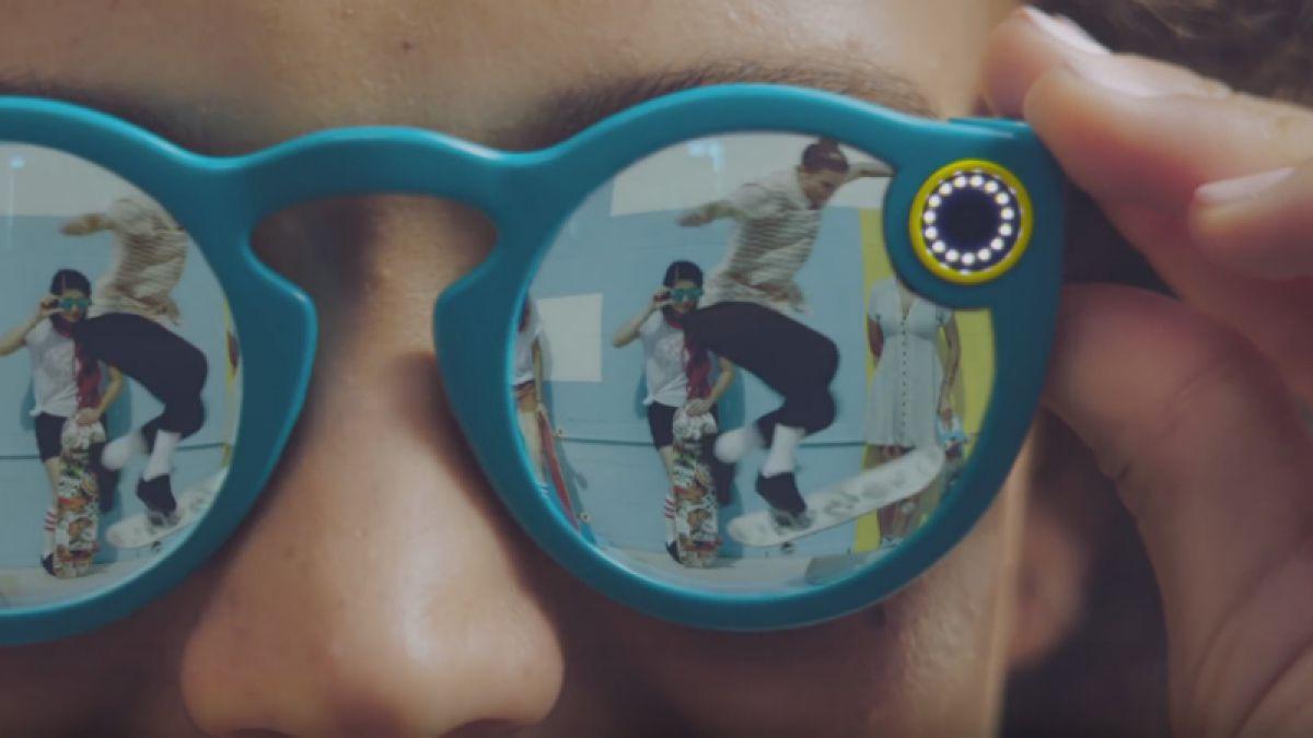 Las nuevas gafas oficiales de Snapchat — SPECTACLES