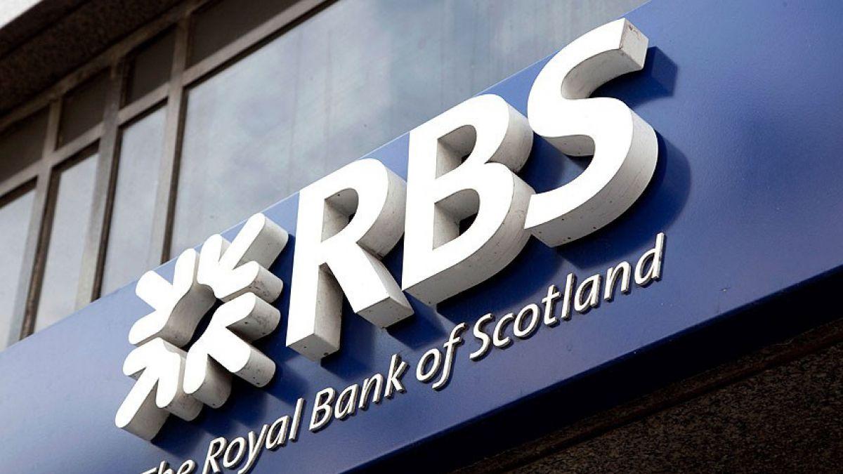RBS pagará 1.100 millones de dólares a EEUU por bonos hipotecarios basura