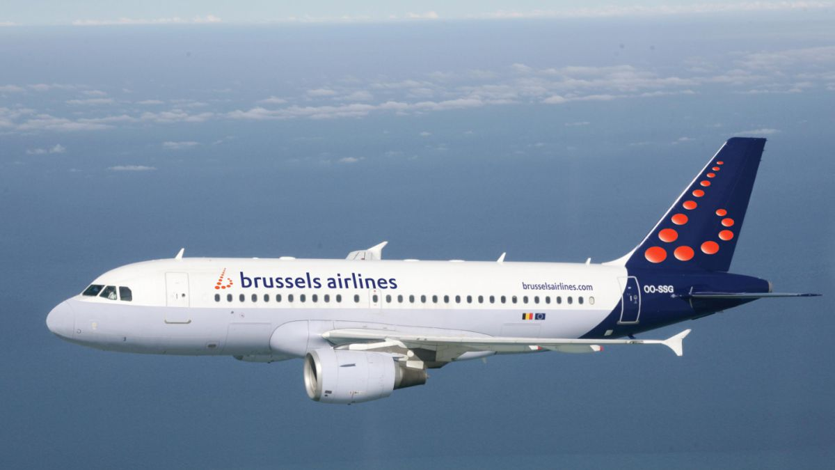 Lufthansa adquiere la totalidad de Brussels Airlines