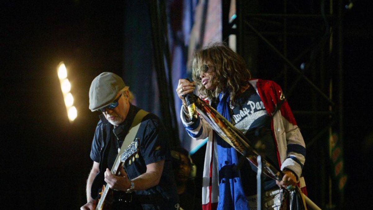 Concierto de Aerosmith: Sernac oficiará a productora por cláusulas abusivas