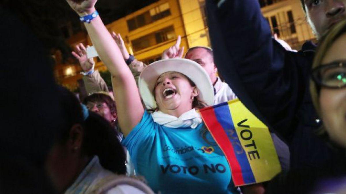 Resultado de imagen para Colombia - El NO se impuso, ¿qué sigue?