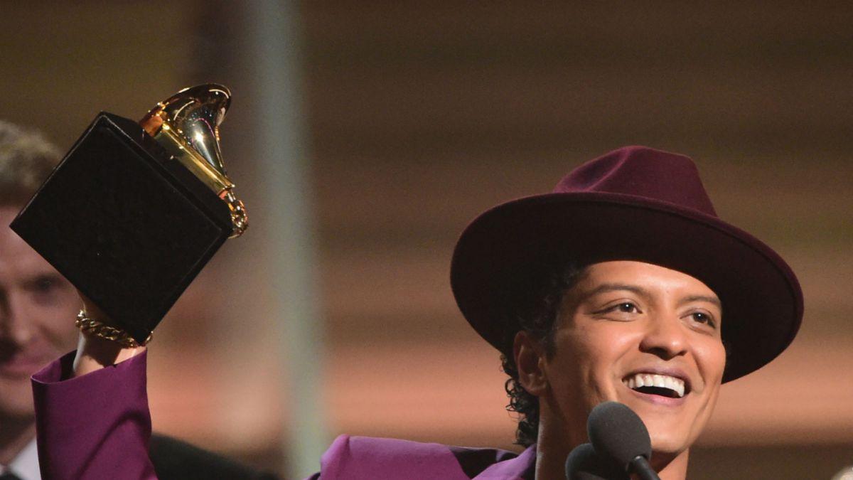 Bruno Mars lanzará nuevo disco este viernes