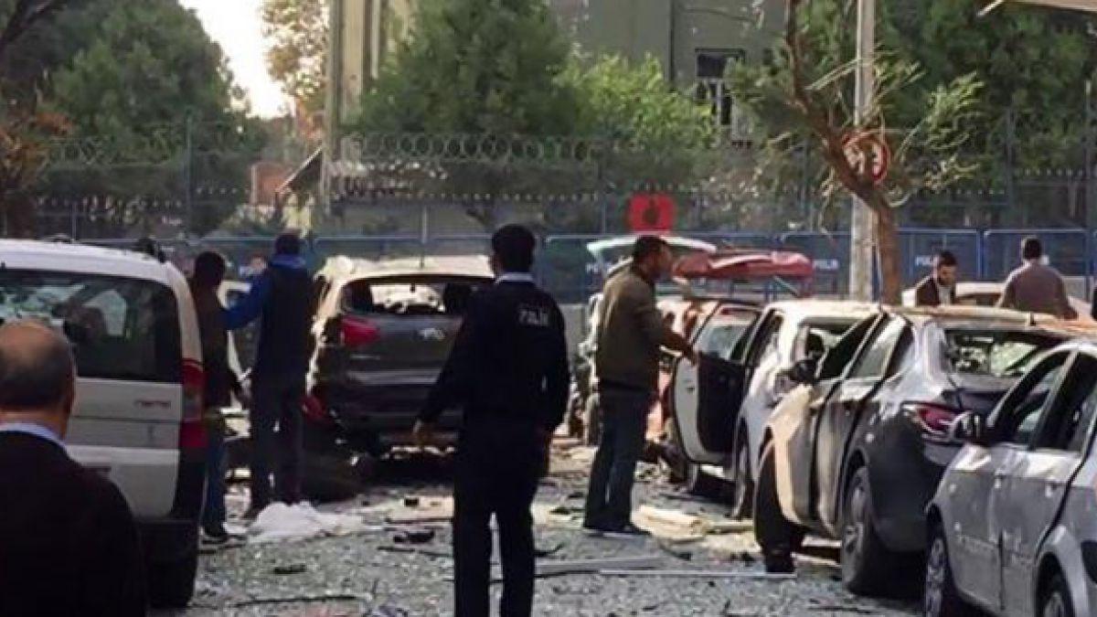 Explosión cerca a comisaría deja, por lo menos, 5 heridos — Estambul