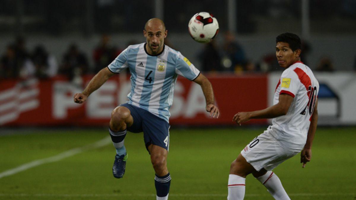 Así narraron los goles de Guerrero y Cueva en Argentina — Selección Peruana