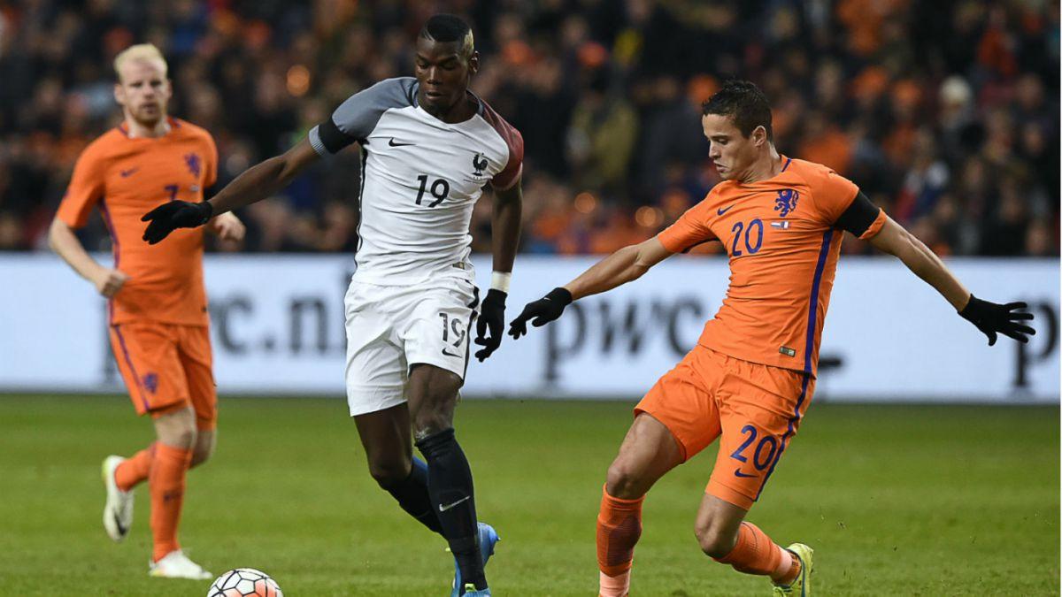 Golazo del jugador más caro de la historia relega a Holanda