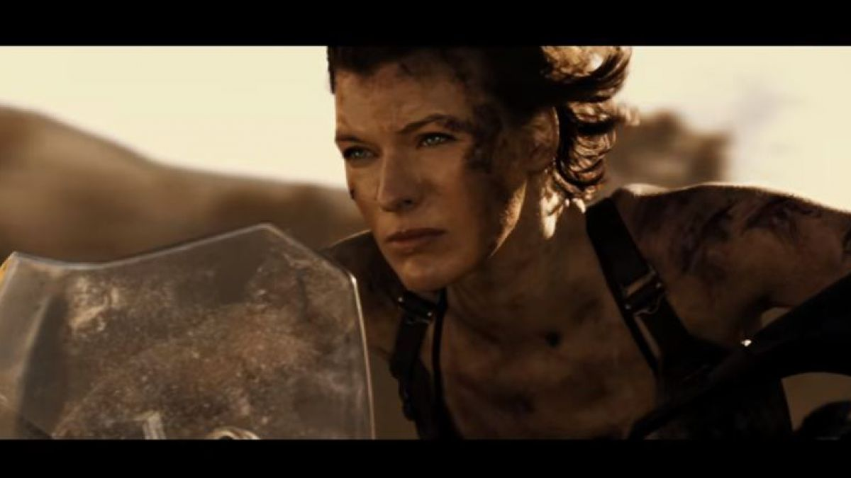 Resident Evil The Final Chapter 23: Nuevo Tráiler De Resident Evil: The Final Chapter