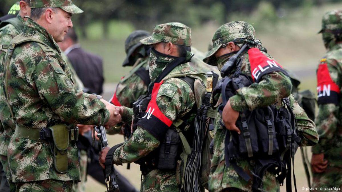 Colombia: gobierno y ELN iniciarán negociaciones de paz el 27 de octubre