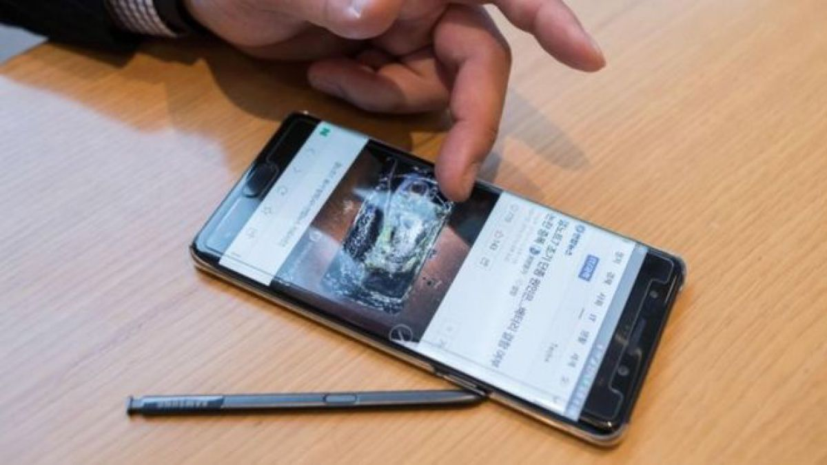 5 preguntas que Samsung sigue sin responder sobre el error de los Galaxy Note 7