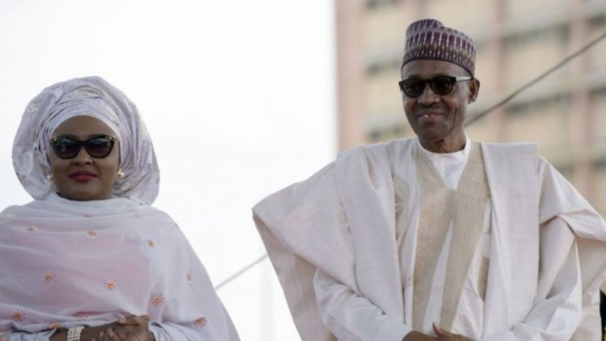 Presidente de Nigeria hizo comentario machista delante de Angela Merkel