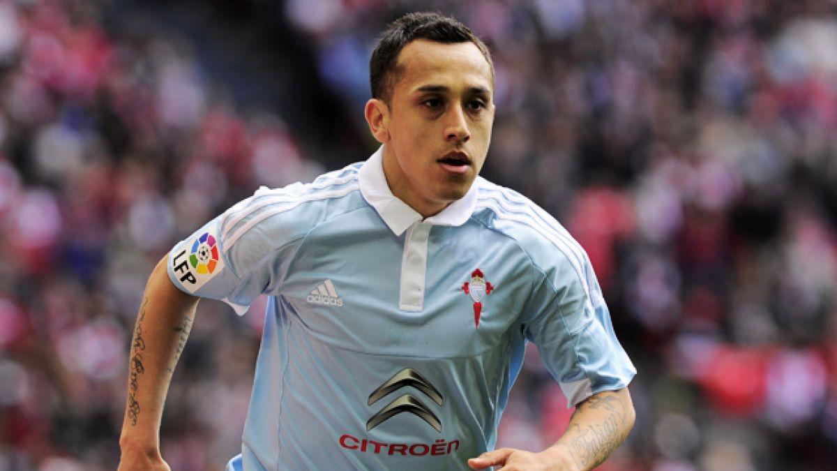Fabián Orellana fue multado por exceso de velocidad