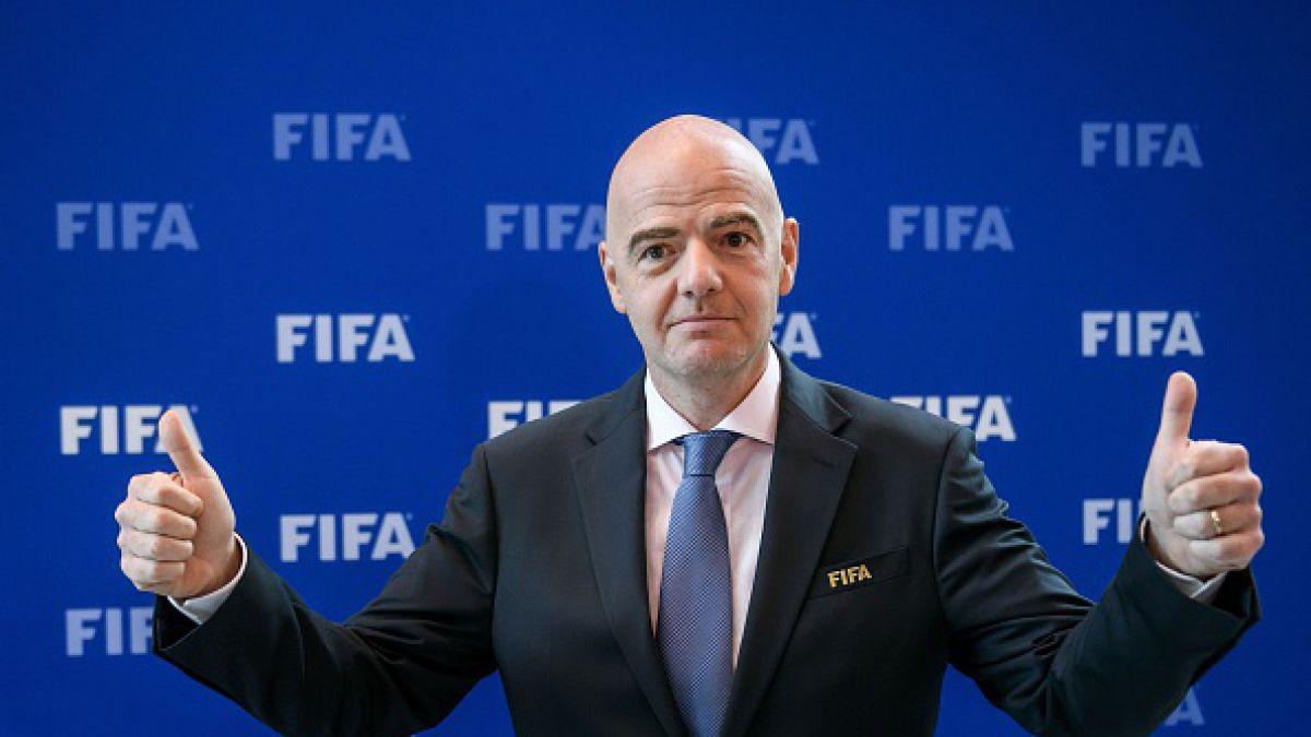 Presidente de la FIFA asistirá a congreso de la Conmebol que se realizará en Chile