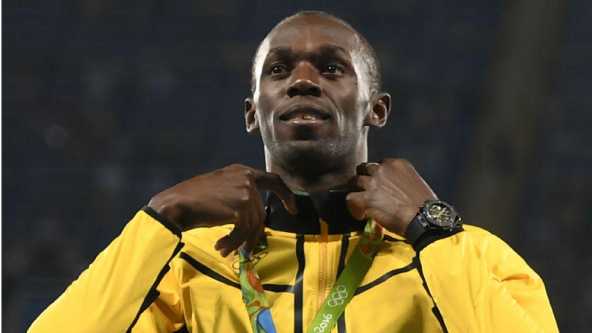 "Bolt espera que la prensa titule tras el Mundial de Londres: ""Usain se retira invicto, imbatible"""