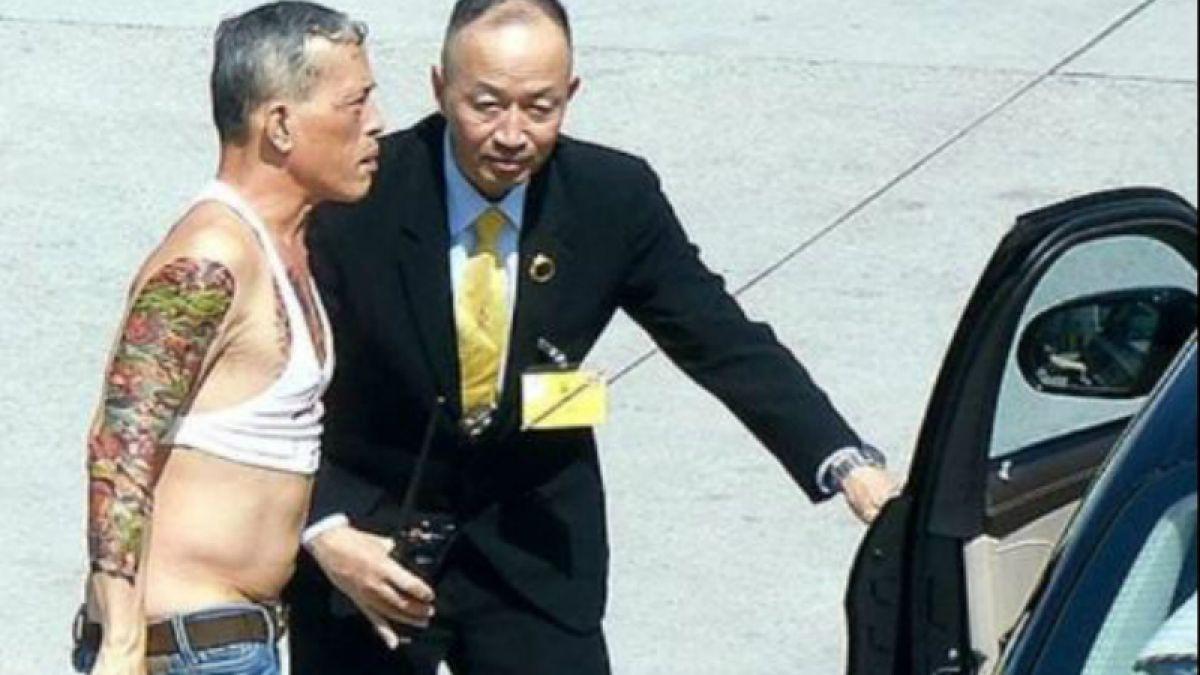 Maha Vajiralongkorn: el excéntrico príncipe heredero al trono de Tailandia