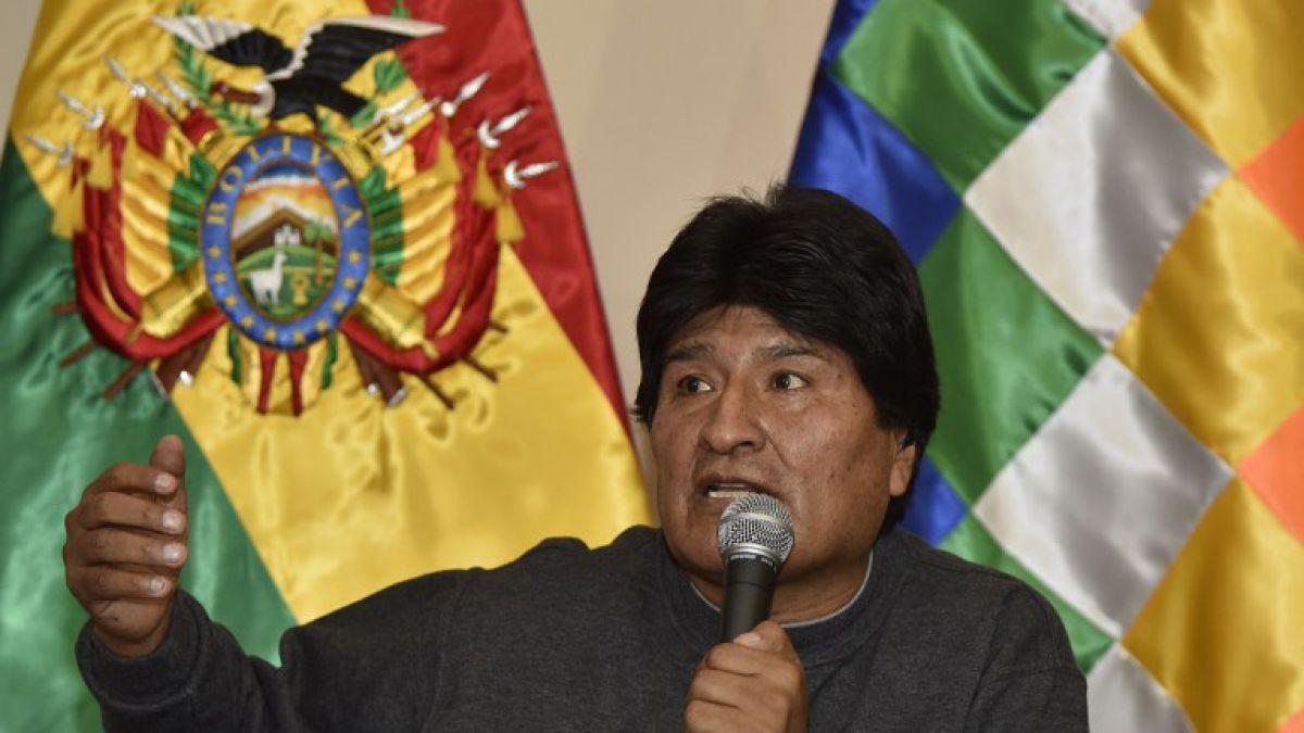 Bolivia asegura que militares y funcionarios están secuestrados en Chile
