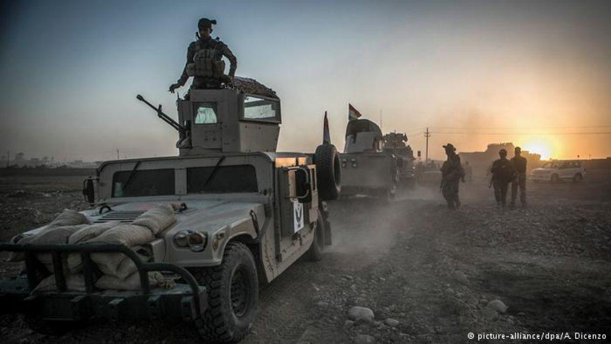 Hay 6.000 milicianos del ISIS atrincherados en Mosul — ARGENTINA