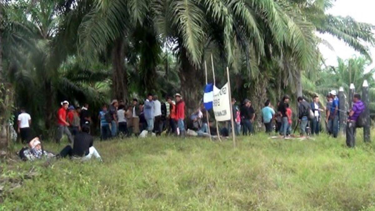Pide investigar asesinato de líder campesino en el Caribe de Honduras