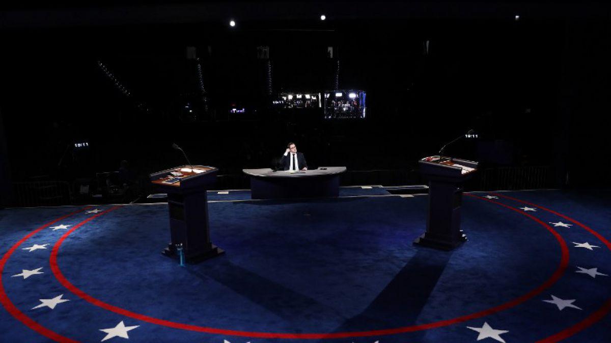Debate presidencial en Las Vegas; hoy juegan su última carta — EN VIVO