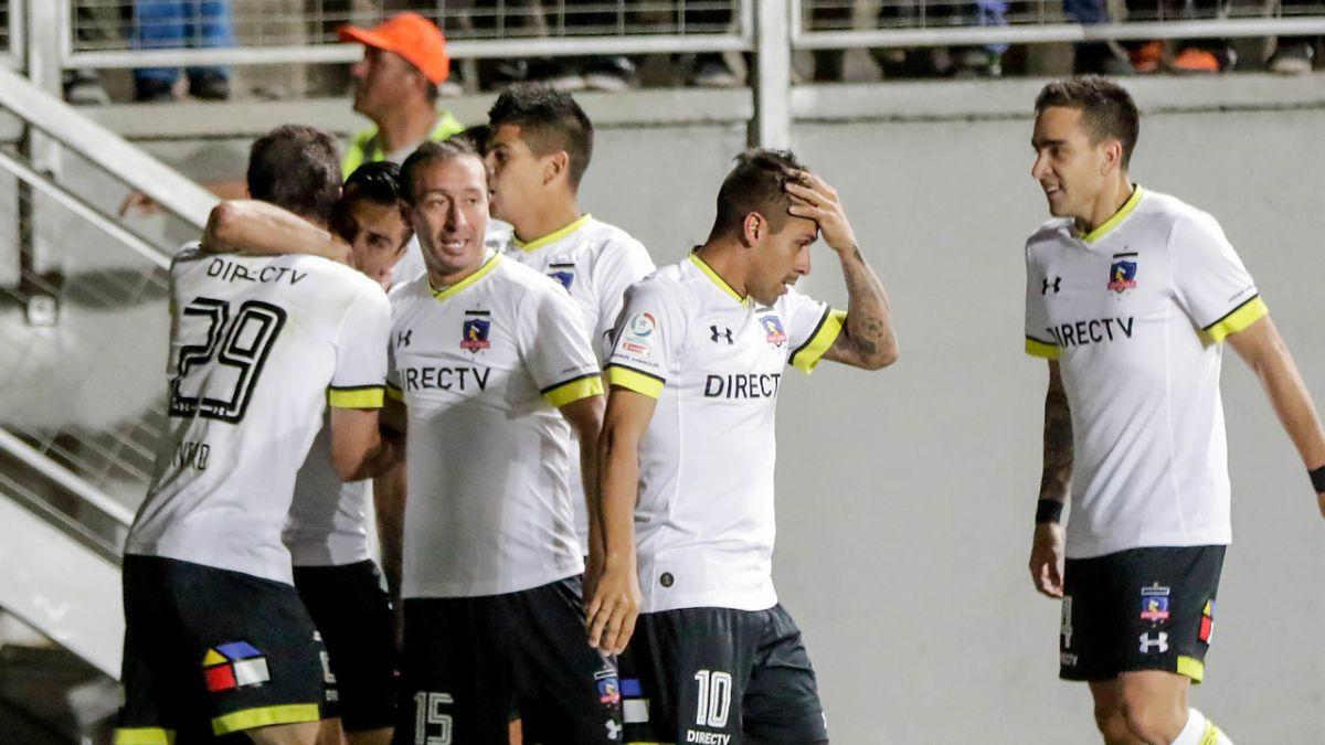 Colo Colo vence a Cobreloa en Calama y queda con un pie en semifinales