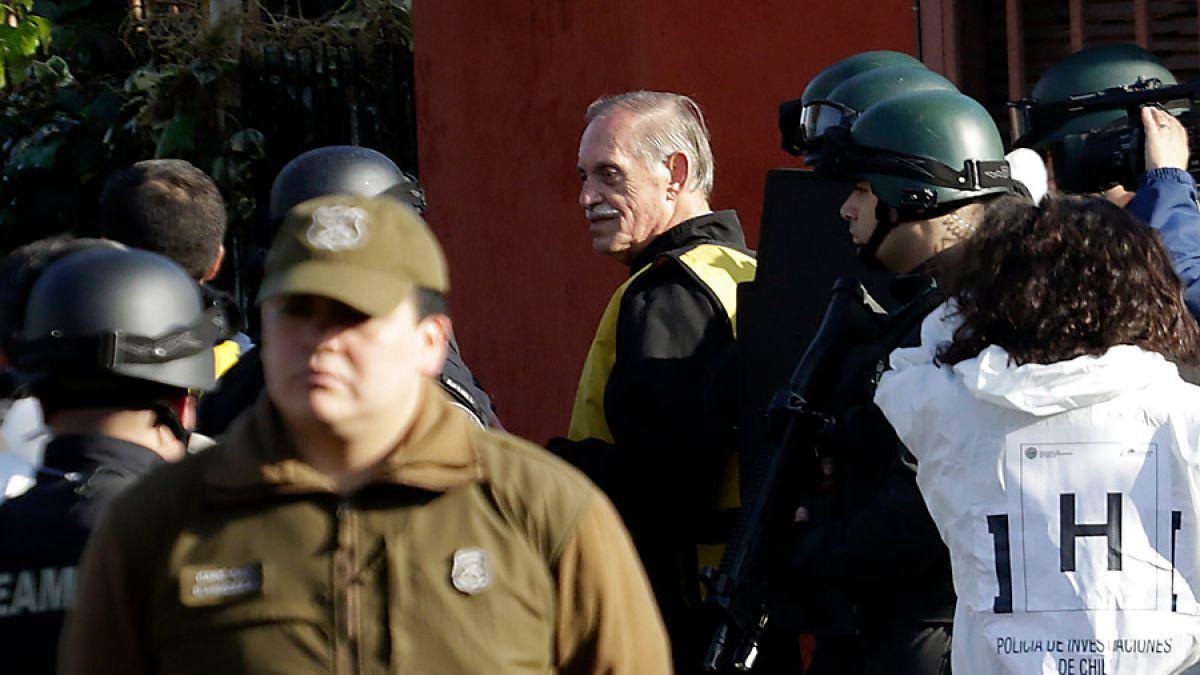 Líder PRO valora procesamiento de Krassnoff por muerte de Miguel Enríquez