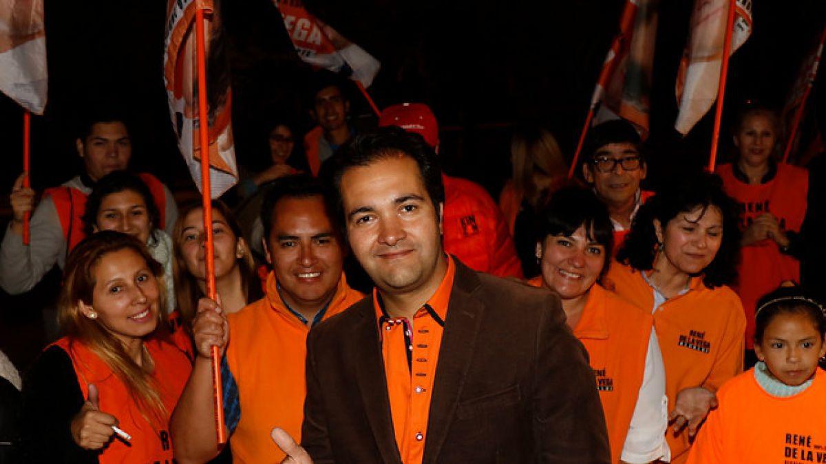 Tribunal confirma a René de la Vega como alcalde de Conchalí