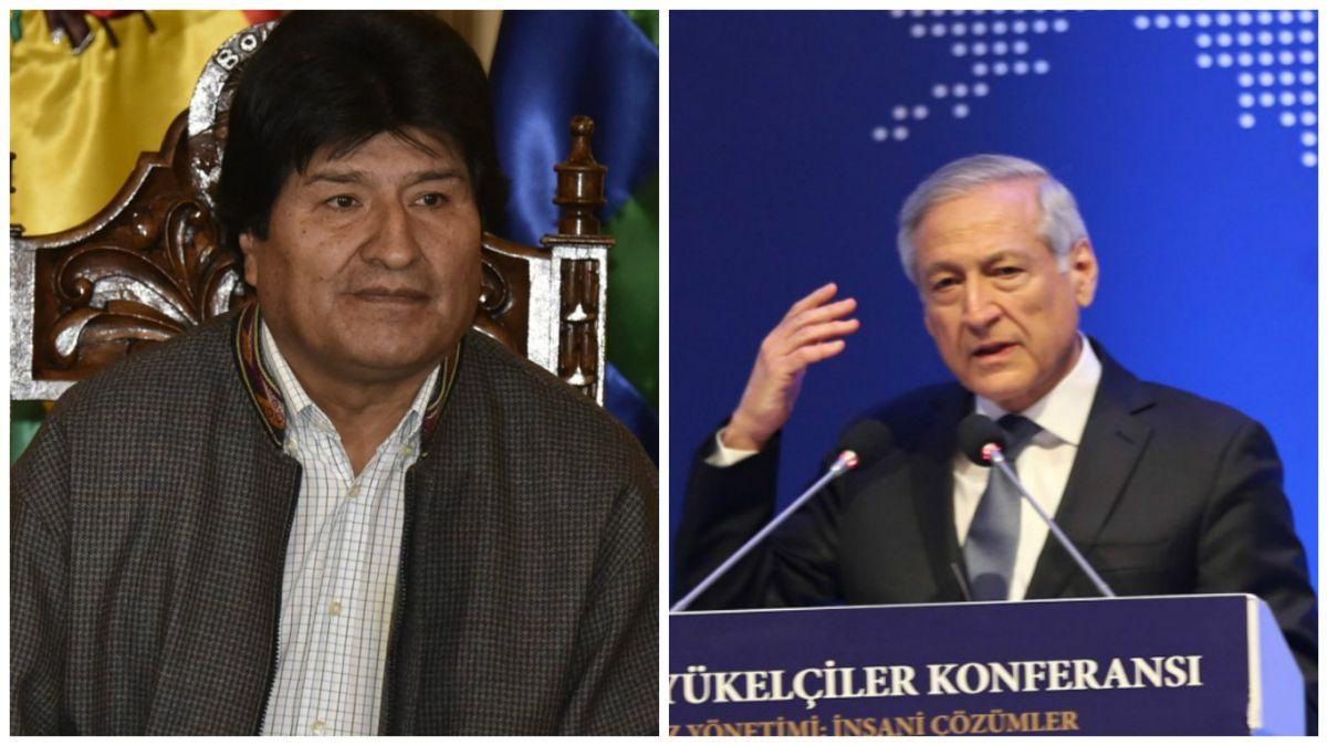 Chile tiene la obligación de garantizarle a Bolivia el libre tránsito — Mesa