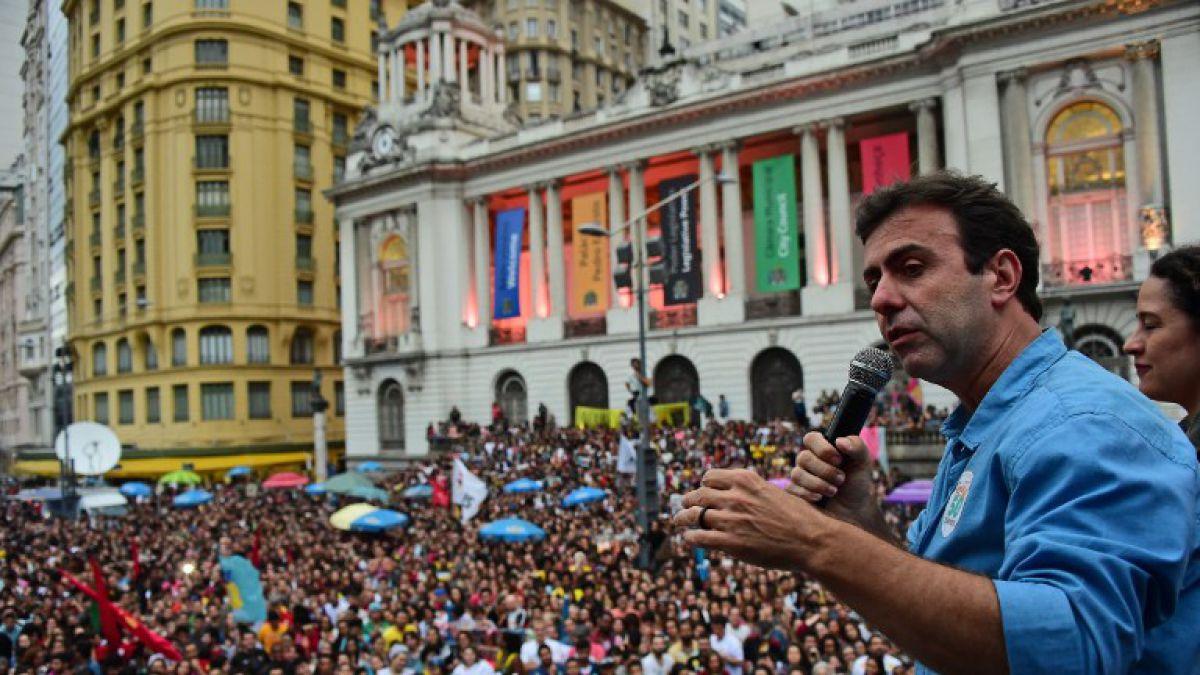 Evangélico gana en Rio y Temer se fortalece con la caída de la izquierda en Brasil