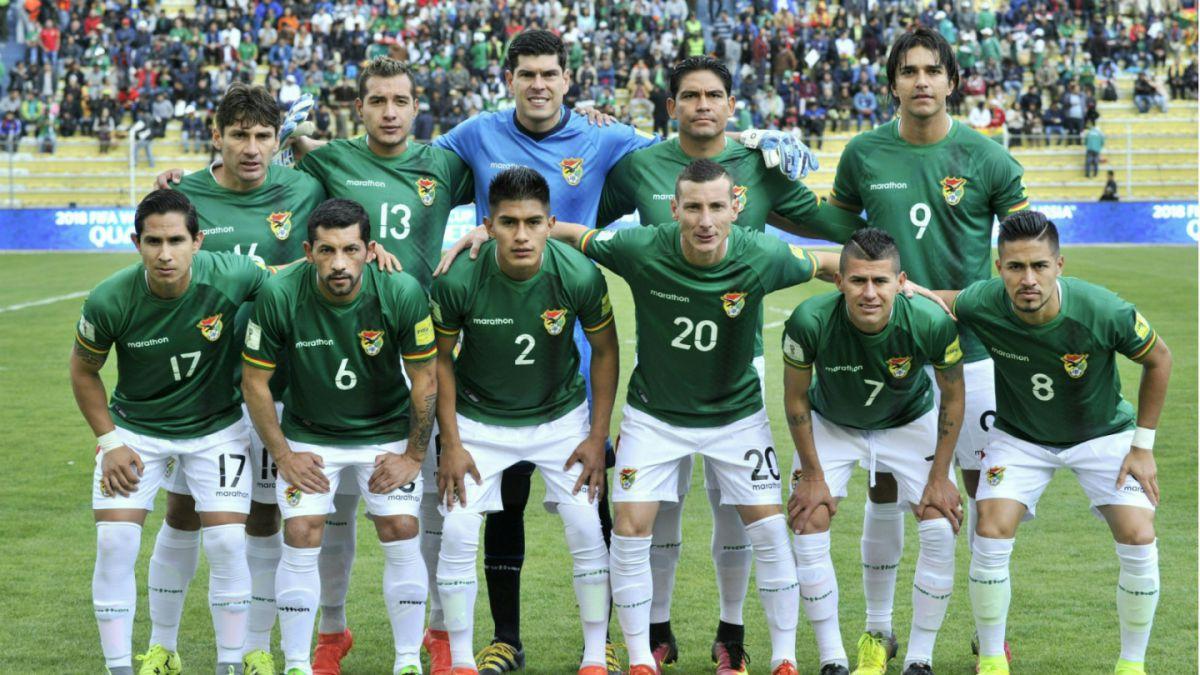 Bolivia recupera puntos y todos vuelven a sus puestos en eliminatorias