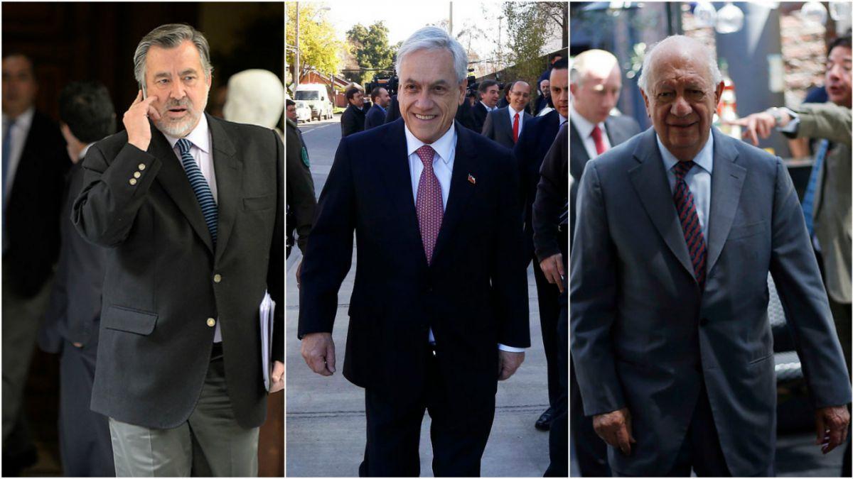 Guillier acorta distancia con Piñera según encuesta Adimark de noviembre