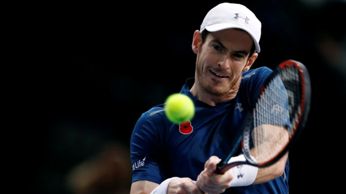 Tenis: Murray se convierte el número uno del mundo