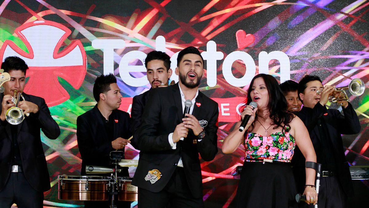 Estas son las fechas y los artistas que participarán de la Gira Teletón 2016
