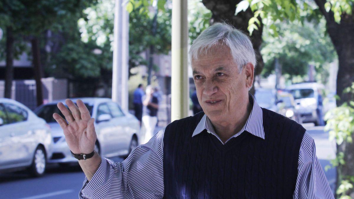 Piñera apuesta por primarias en Chile Vamos y dice que candidato oficialista será Lagos o Guillier