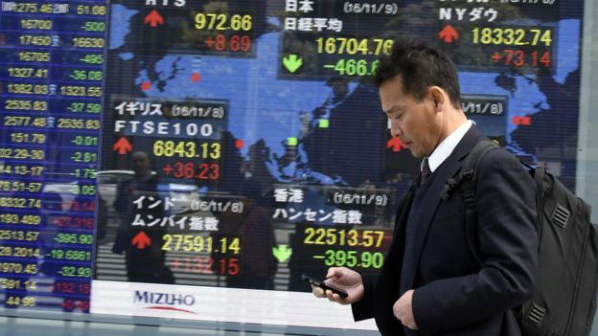 Bolsa de Tokio cierra en alza tras la decisión de la Fed