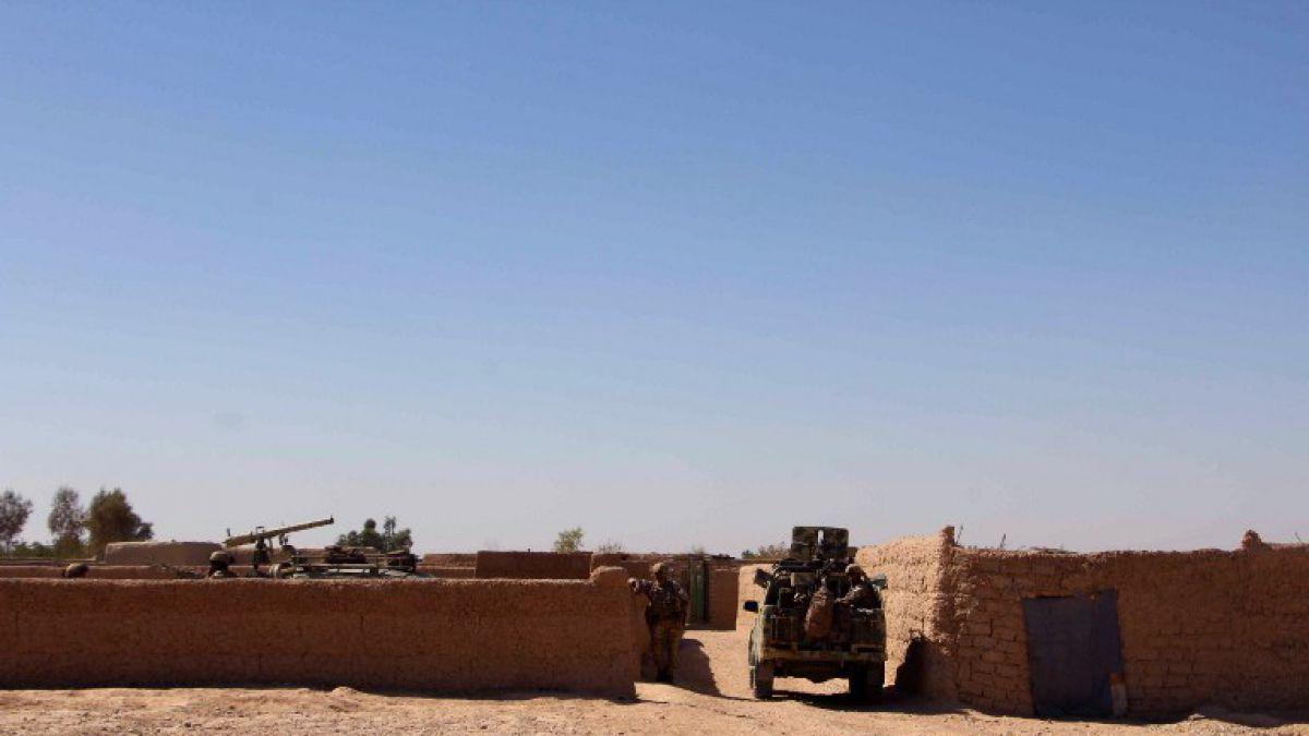 Cuatro muertos en un ataque a la mayor base de EEUU