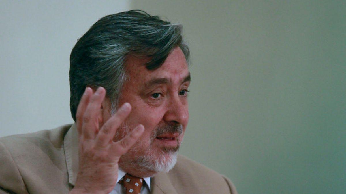 Partido Radical informa que proclamará a Guillier como candidato en Consejo General del 7 de enero