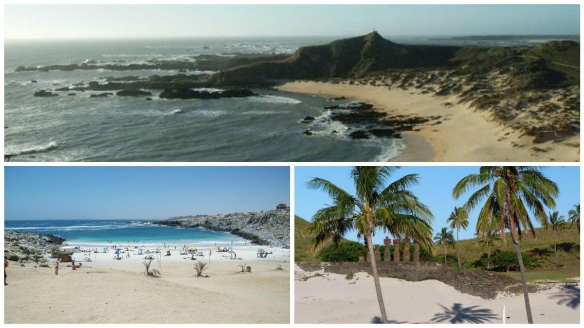 b7d0dbbd21 Las 20 mejores playas de Chile para disfrutar las vacaciones | Tele 13