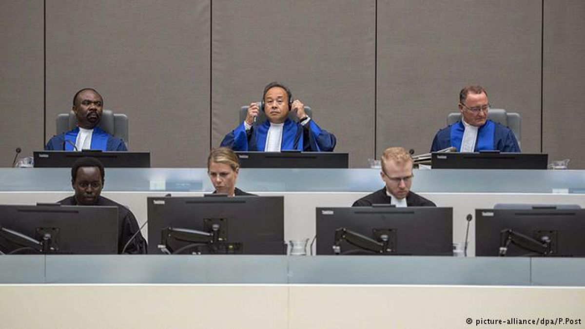 Rusia abandona la Corte Penal Internacional: