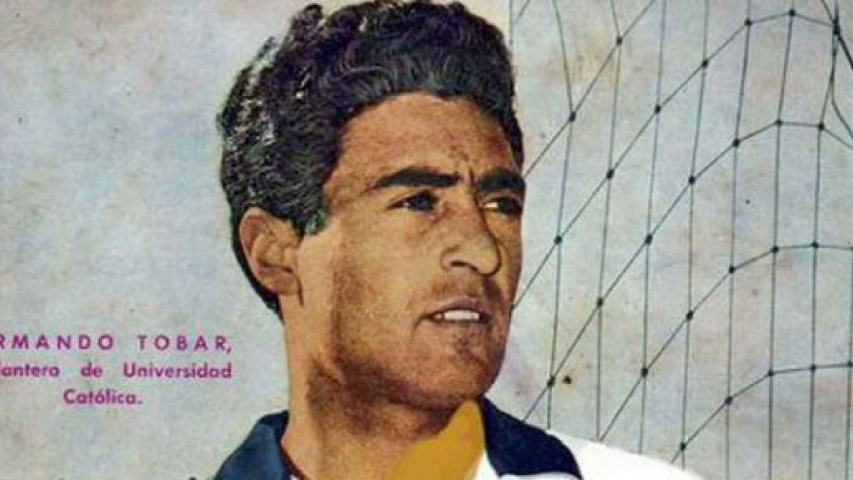"""Fallece Armando Tobar, ex mundialista con """"La Roja"""" en 1962 y 1966"""